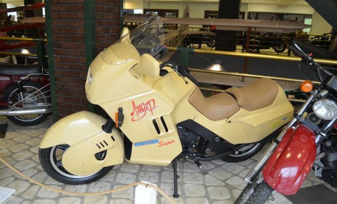 Советские мотоциклы, не попавшие в серию Культура