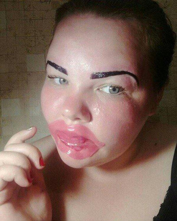 Красота — женская сила, против неё не устоять