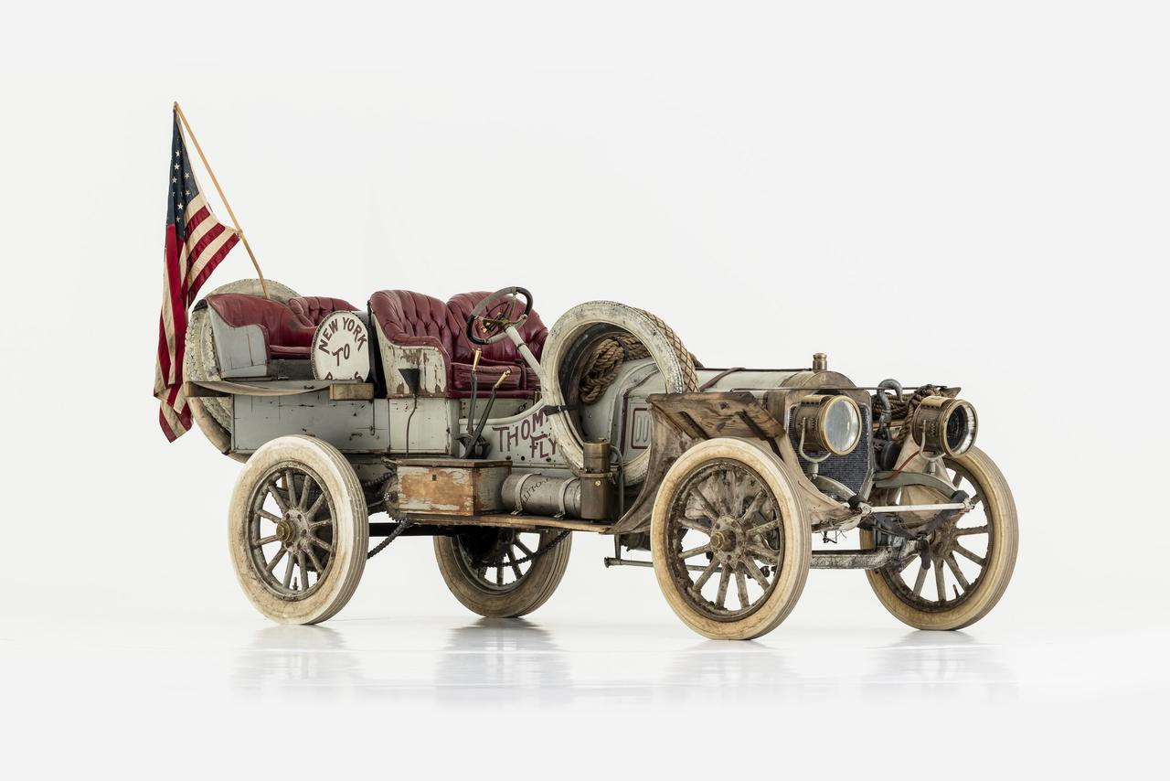 Автомобили, официально признанные частью истории США автомобили,ретро
