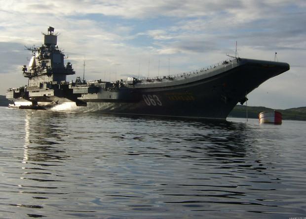 В России началась разработка легкого авианосца
