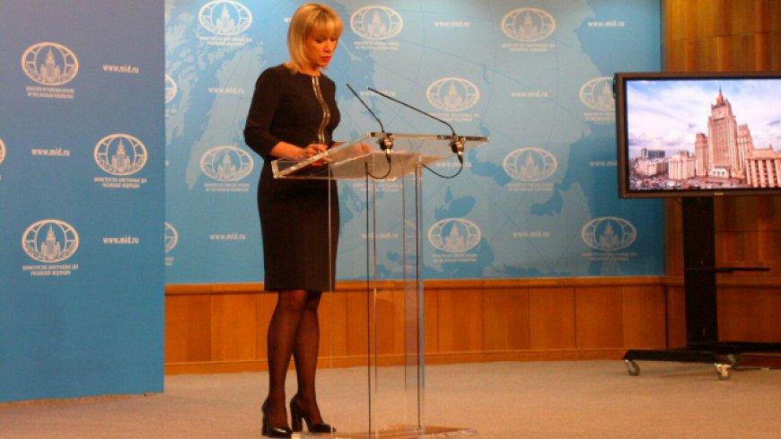Мария Захарова рассказала о «волшебной палочке» для решения мировых проблем.