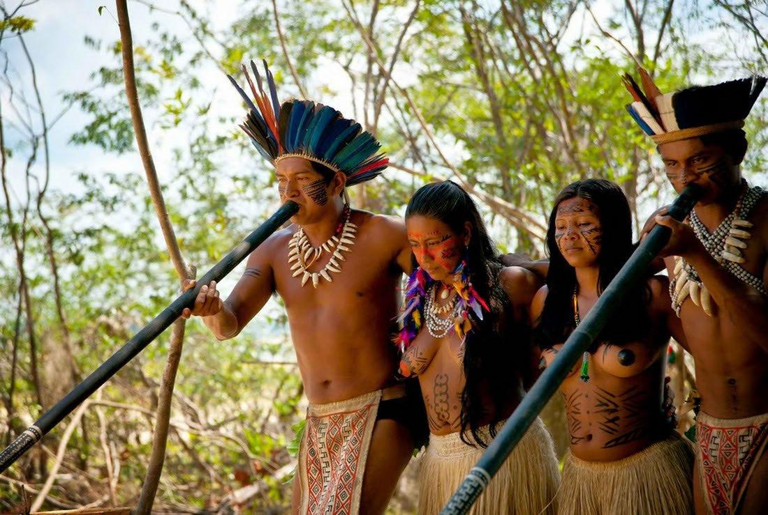 племя амазонок картинки сегодняшний день существует