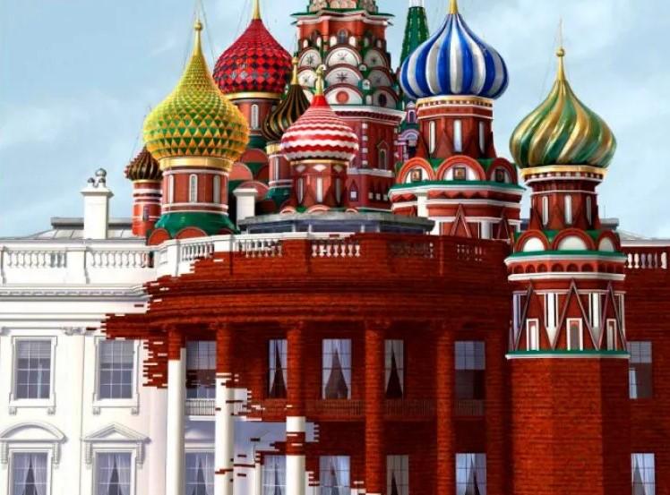 Опрос: американцы не верят во «вмешательство» России вмешательство,опрос,Россия,США