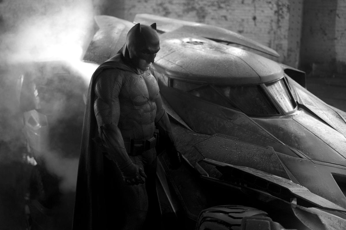 Съемки нового «Бэтмена» стар…