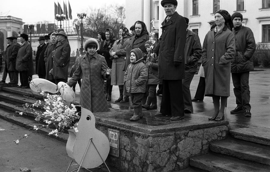 Миф о «добрых советских людях».