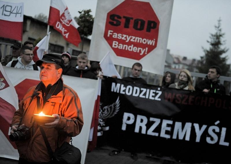 "Поляки массово гнобят ""украи…"