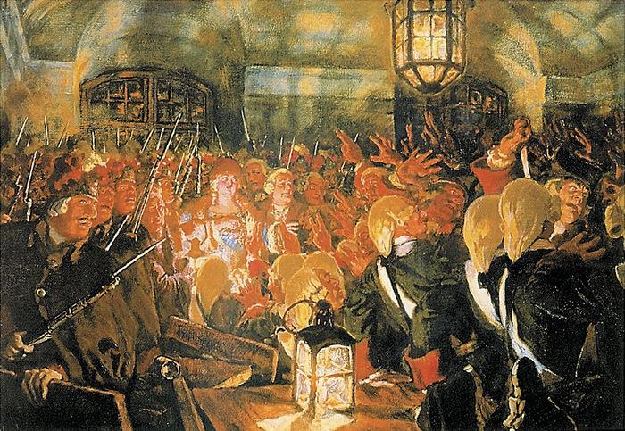 Как пришла к власти императрица, отменившая смертную казнь? история