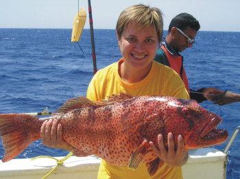 166. Рыбалка на Красном море и озере Насер