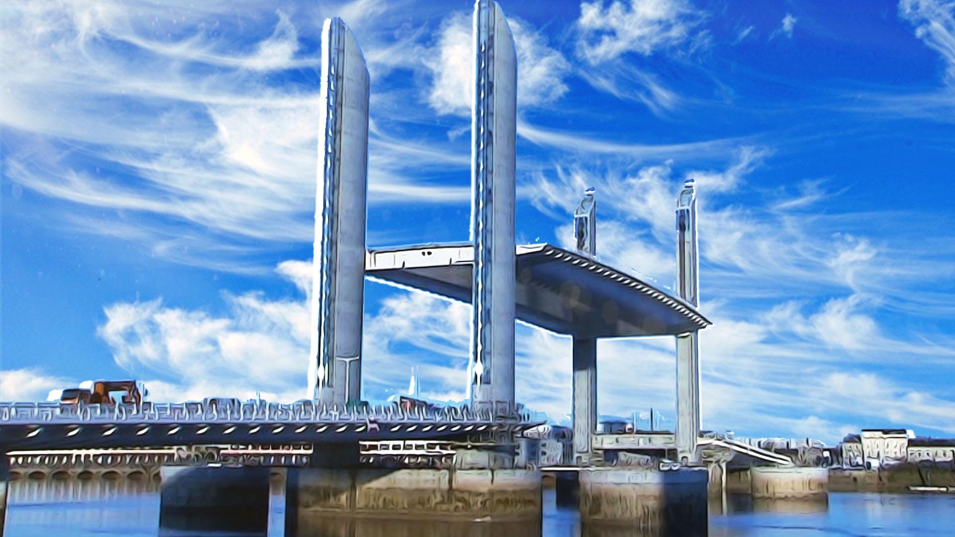 ФАН представляет подборку самых необычных разводных мостов разных стран Общество