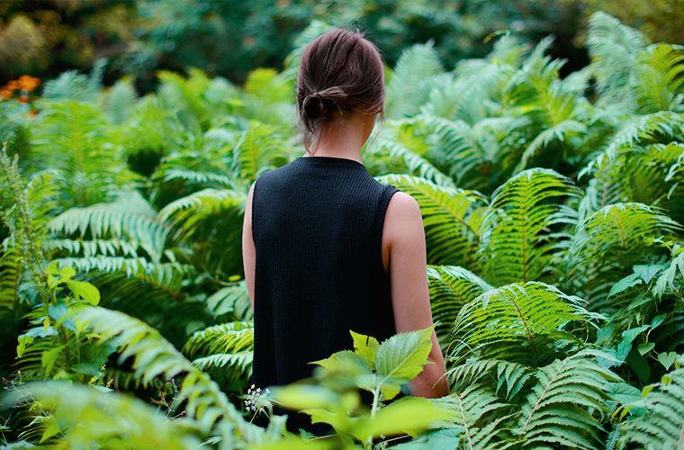 Один день белой девушки в джунглях