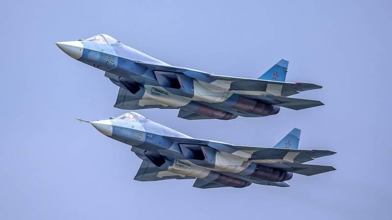 Су-57: критический взгляд с Запада ввс