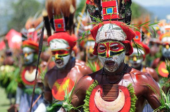 Землетрясение магнитудой 6,7 балла поразило Папуа-Новую Гвинею