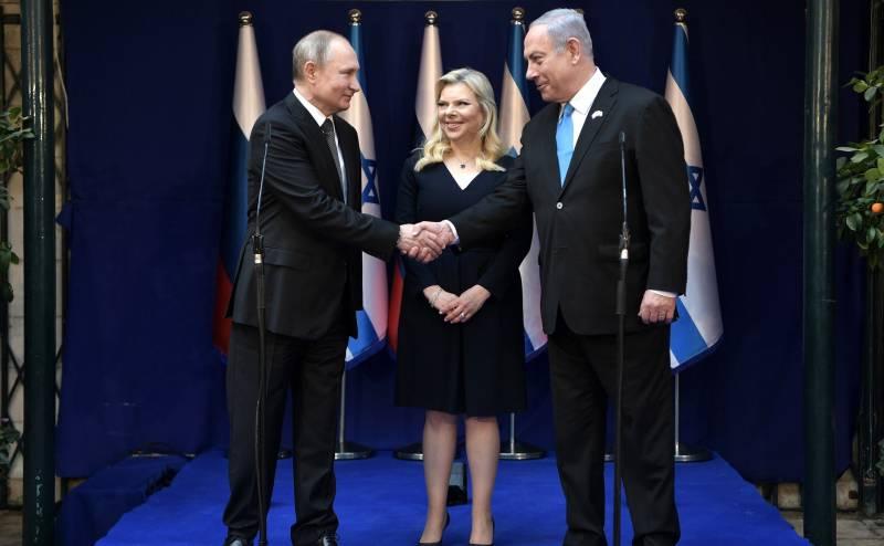 Эксперт: Путин способен принести мир Израилю и Сирии Новости