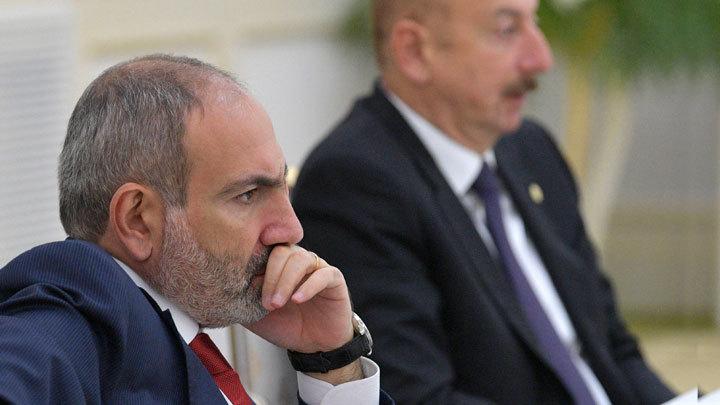 Пашинян сдал Карабах и спрятался в бункер: Армян спасла Россия – Михеев геополитика