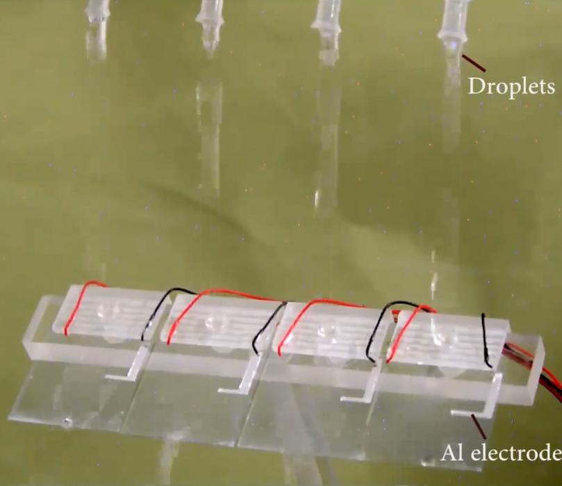 Энергия из дождя и воздуха: новые изобретения в сфере возобновляемой энергетики