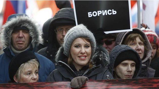 Александр Роджерс: Ксения Собчак как девиация демократии