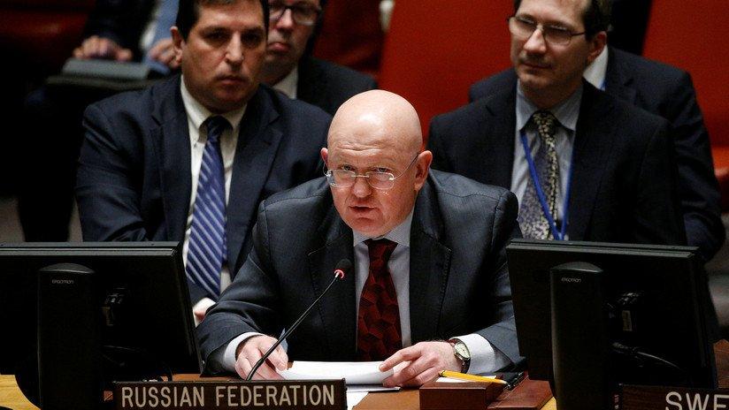 Заседание СБ ООН по делу Скрипаля