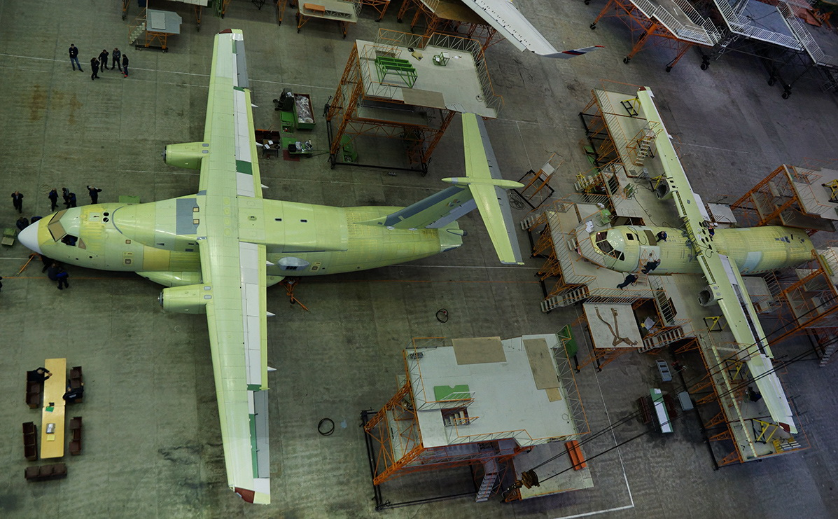 Одобрено вхождение Объединенной авиастроительной корпорации в состав Ростеха