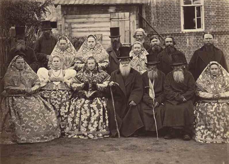 Крестьяне Нижегородской губернии, 1870-е 19 век, жизнь до революции, редкие фотографии, снимки, фотографии, царская россия