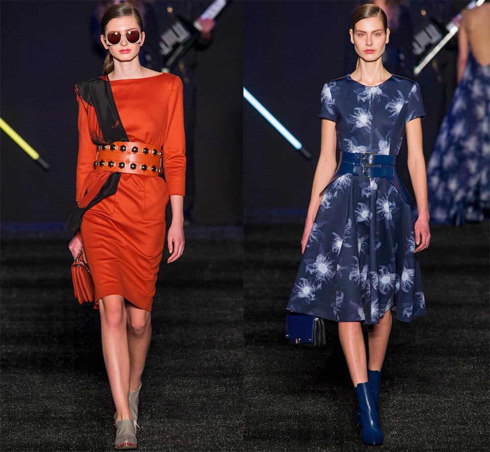 Красивые платья Aigner