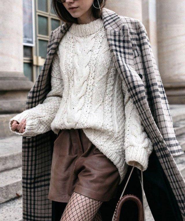 Выбираем свитер - 5 новых трендов осенне-зимнего трикотажа 2019