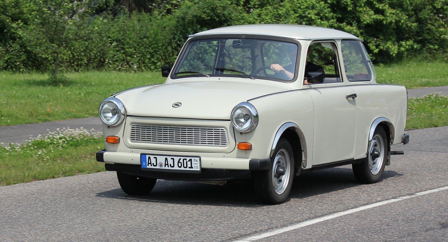 Уважаемые в СССР машины, сделанные в ГДР Автомобили