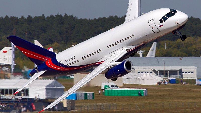 «Гражданские самолеты Сухого» прокомментировали слухи о блокировке поставок самолетов Sukhoi Superjet 100 в Иран