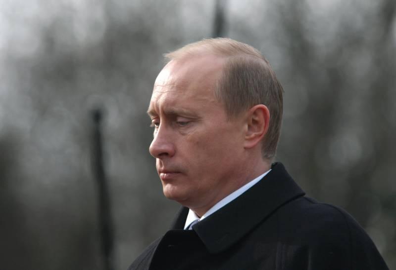 Путин: Времени на раскачку больше нет