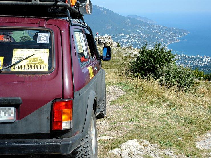 Как добраться на машине до пещерных городов Крыма, когда побережье надоело