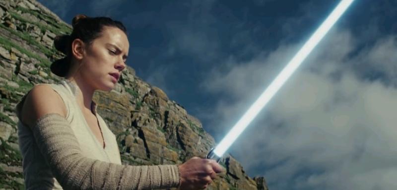 Сотрудники химфака МГУ создали лазерный меч джедая