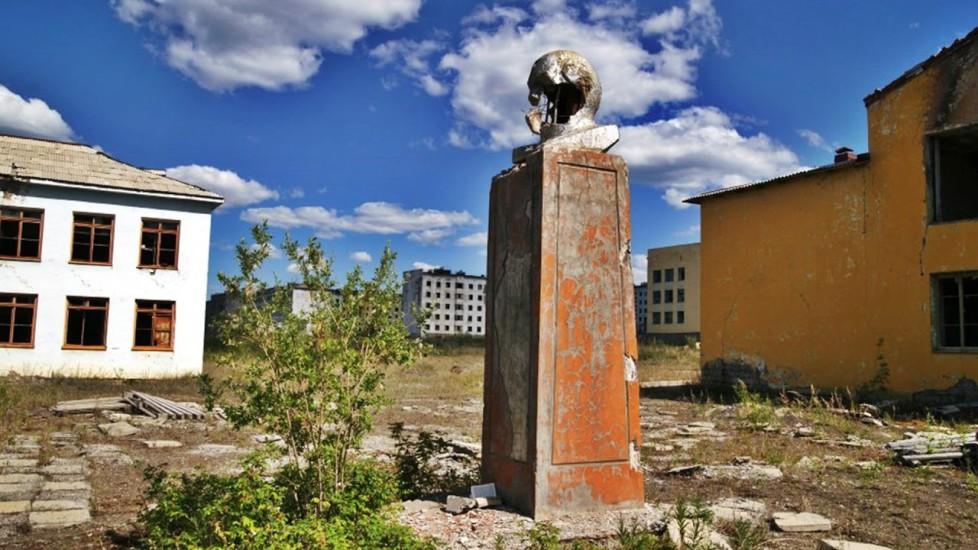 Города-призраки России мертвые города
