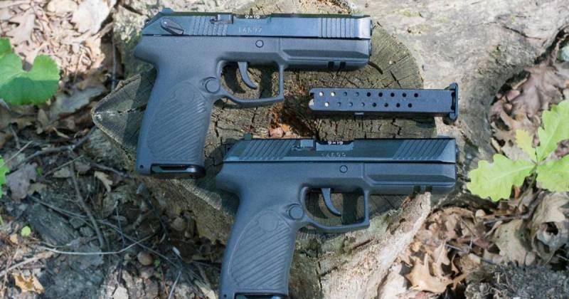 Учебно-тренировочный пистолет «Маркер» оружие