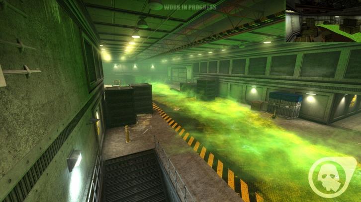 Скриншоты из Operation: Black Mesa — фанатского ремейка Half-Life: Opposing Force на Source half-life: opposing force,operation: black mesa,Игры,моды
