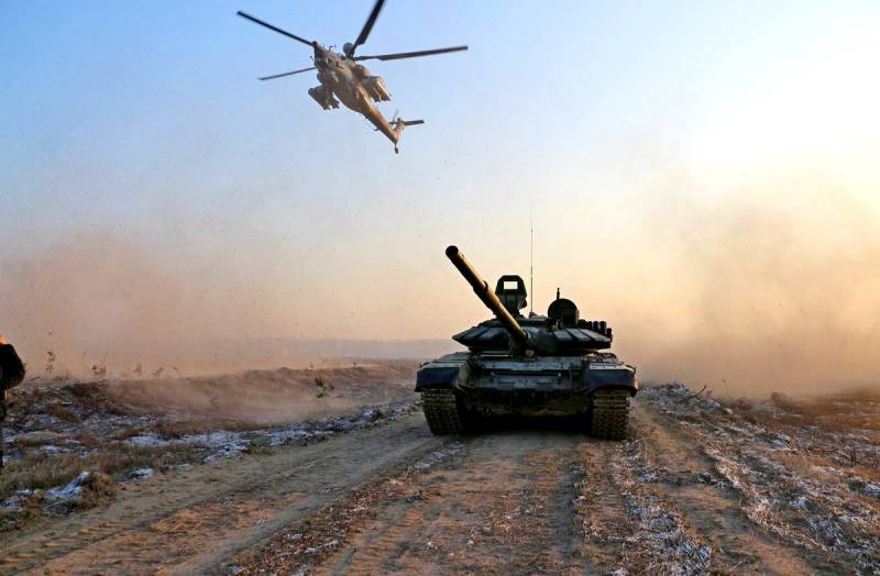 Господа западные «партнёры»! Война в Сирии «фактически» закончена