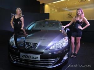 Хэтчбек Peugeot 308 GT получил два новых мотора