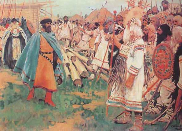 Библия. Часть 2 Христианство против ЯЗЫЧЕСТВА