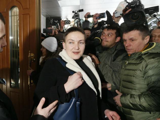 Киев: Савченко планировала убийство сотен тысяч человек