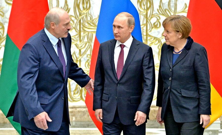 Либералы хотят заставить Путина подписать «Минск-3»