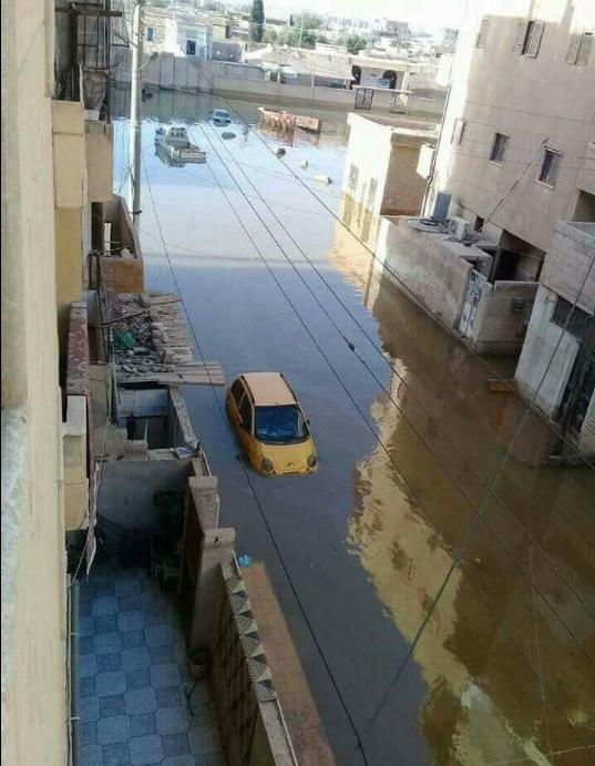 Боевики ИГИЛ открыли дамбу н…