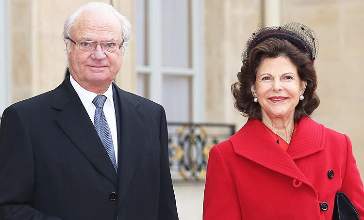 Король и королева Швеции подверглись жесткой критике после прививки от коронавируса Монархи,Новости монархов
