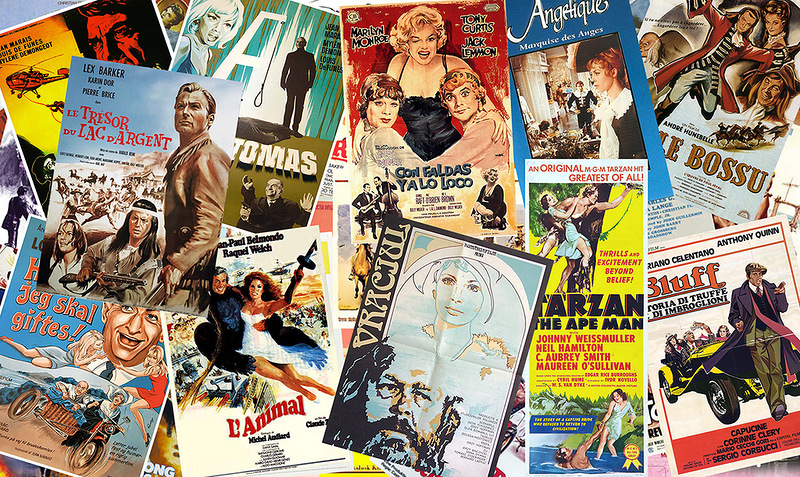 Старое зарубежное кино. Лидеры советского кинопроката
