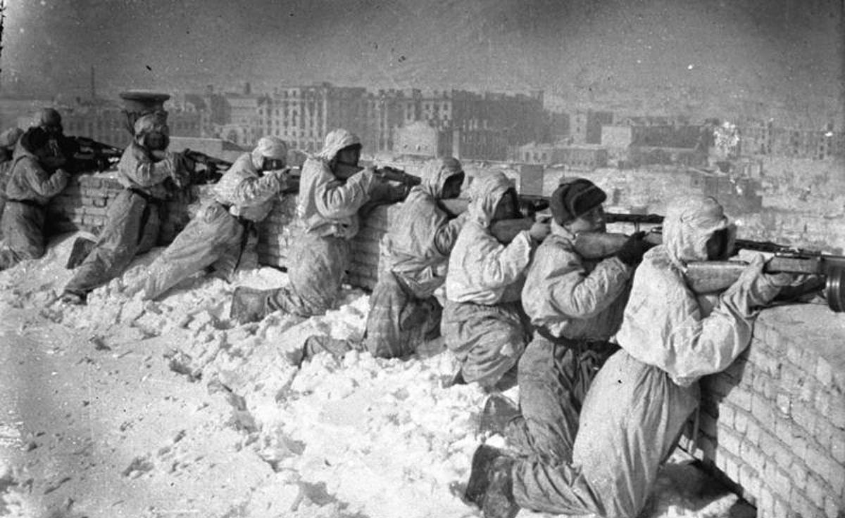 """Начало """"Урана"""": фатальная ошибка немецких генералов"""