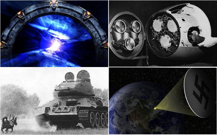 10 самых странных военных эк…