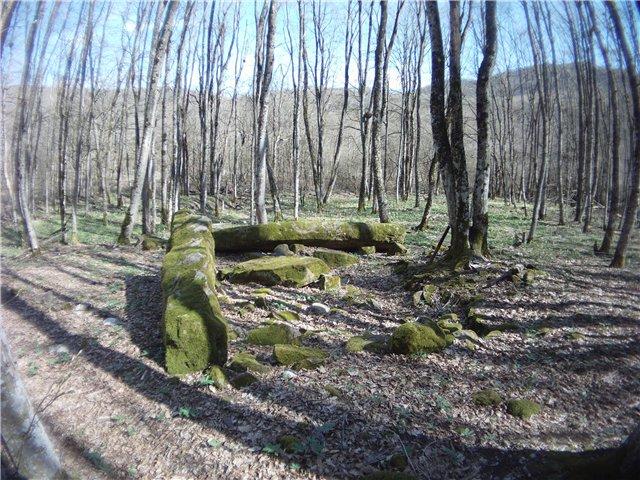 Аномальная Шапсугская зона в Краснодарском крае доказательства