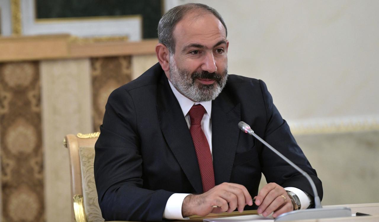 Пашинян готов потерять и Карабах, и Армению геополитика