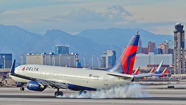 Delta отказалась от прямых рейсов из США в Россию
