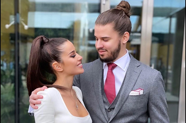 Экс-возлюбленная Федора Смолова Миранда Шелия вышла замуж за внука миллиардера Григория Мамурина Звездные пары