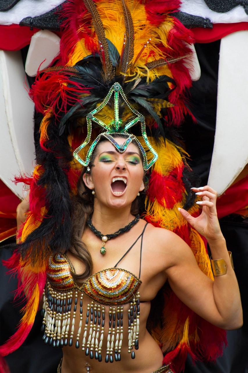 Ноттинг-Хиллский карнавал. Экзотика Лондона