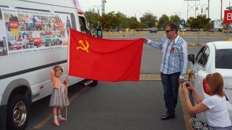 В Канаде открываются новые памятники советским солдатам информация, люди, общество.