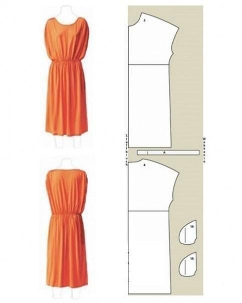 Шьем платье своими руками. Идеи, выкройки, мастер-класс.
